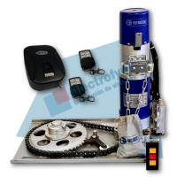 Kit motor cortina paralelo BBS Motion AC300KG-1P c/ controles