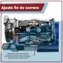Kit motor cortina paralelo BBS Motion AC300KG-1P c/ controles