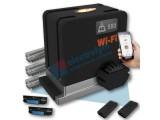 Kit motor portón corredizo PPA DZ Cube Wifi