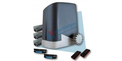 Kit motor portón corredizo PPA DZ Home 300 Custom Pop