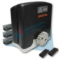 Kit motor portón corredizo PPA DZ Rio 400 Digital Facility Connect